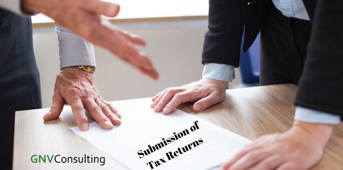 Submission of Tax Returns