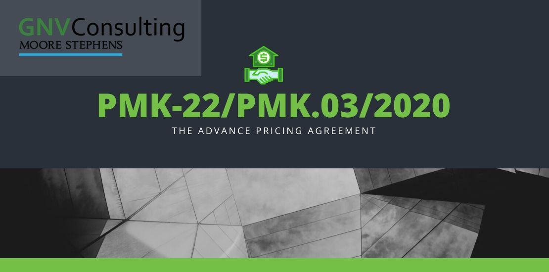 The Implementing Procedure for the Advance Pricing Agreement